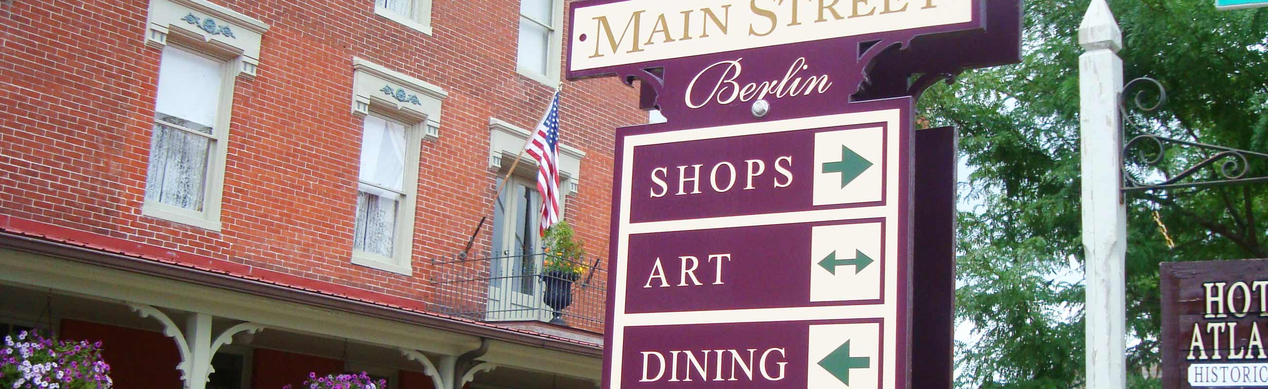 Historic town of Berlin, Maryland